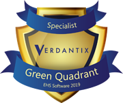 Green Quadrant EHS-Software 2019 Specialist