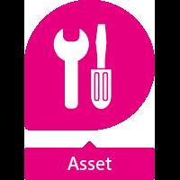 Asset module on G-Cloud